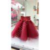 Παιδική Τούλινη φούστα Κόκκινη